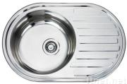 Stainless Steel Sink 7750