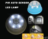 PIR AUTO DETECTOR 6 LED SENSOR LIGHT