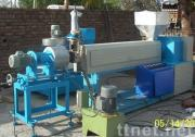 Recycling Line Die Face Cutter type