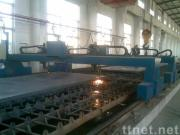 Provide steel plate cutting service