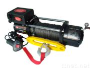 synthetic rope winch 9500lb