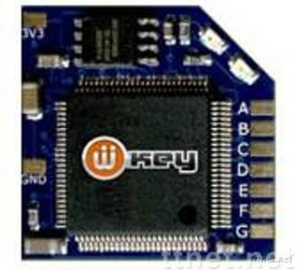 Wiikey2 Modchip for All Wii Consoles