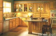 Kitchen Cabinet (solid wood maple)