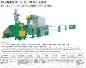 DL-THE 5/6/7E CABLE EXTRUSION MACHINE