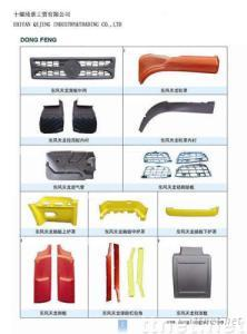 dongfeng truck body part