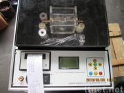 Dielectric Oil tester, oil testing device