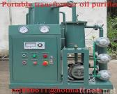 Small and Portable oil purifier /transformer Oil Purification System
