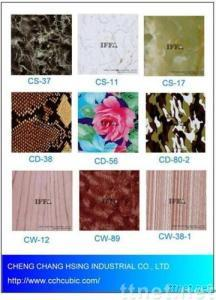 Water Transfer Film For surface decoration