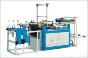 model DFL series computer cutting-off conitnuous-rolled bag making machine