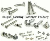 flat phlip self tapping screw
