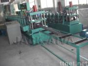Automatic Shelving Upright Roll Forming Line