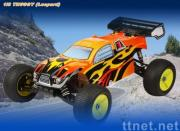 1/8 Nitro Powered RC Truggy (Leopard)
