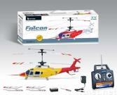 Rc helicopter 3.5ch with light and gyro