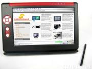 7 inch Netbook Laptop with Wince 5.0