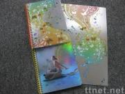 PP Spiral Notebook