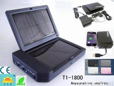 solar charger T1-1800