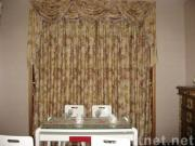 jacquard curtain fabric 10000-25/10000-26