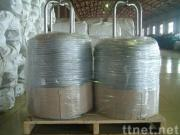 galvanzied low carbon steel wire for armoring cable
