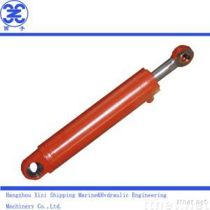 Engineering hydraulic cylinder with good quality from Hangzhou Xizi