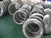 Teflon stainless steel wrie braided HOSE
