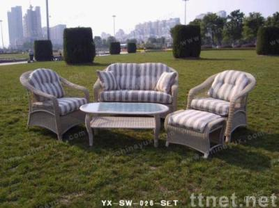 Rattan sofa, rattan chair, outdoor furniture