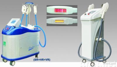 IPL for hair removal/skinn rejuvenation/vascular removal