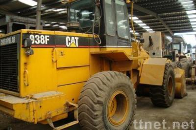 used caterpillar loaders 938F
