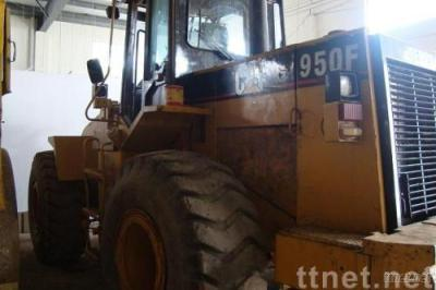 used caterpillar loaders 950F