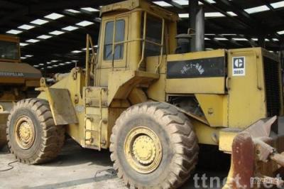 used caterpillar loaders 966D