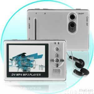 New  DV MP4 / MP5 Player 2GB with 2.5-inch LCD, Built-in Camera, Speaker and Video Output