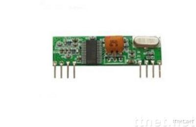 RF Superhet Receiver Module