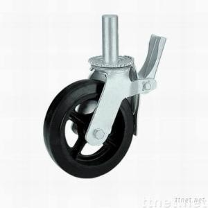 Scaffold Caster with Brake