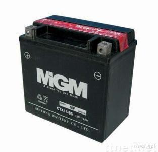 MF Motorcycle Battery CTX14-BS