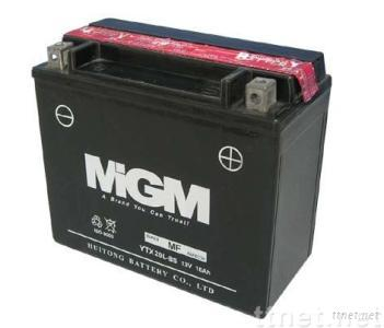 MF Motorcycle Battery *  YTX20L-BS