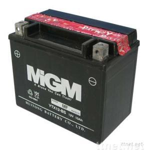 MF Motorcycle Battery YTX12-BS