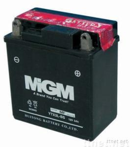 MF Motorcycle Battery YTX3L-BS