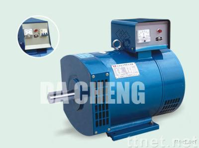 Three-Phase A. C. Synchronous Generator
