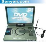 14.1Inch portable DVD with TV/USB/Card reader SY145