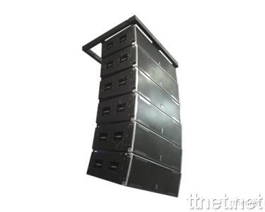 active line array loudspeaker/PA speaker/PA sound/line array speaker system