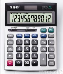 Tax Function Solar Calculation DC-200TV