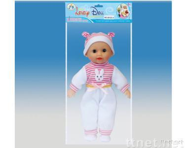 baby doll toy, palstic doll toys, pvc baby doll toy
