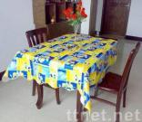 Sell PEVA laminated flannel table cloth