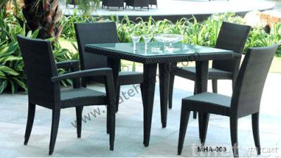 Outdoor dining set MHA-003