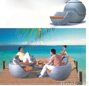 outdoor furniture (golf set)