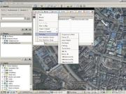 GPS trackers with free google earth map tracking software