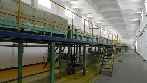 Producing Line for Ctp Plate
