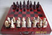 Chinese Themed Chess Set