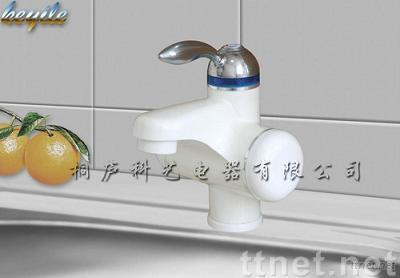 instant electrothermal faucet
