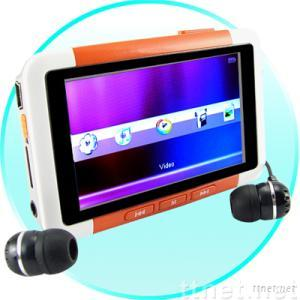 16GB MP4/MP3 Player + Camera - 3 Inch LCD Video File King