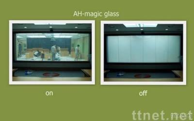 Electric Control Glass